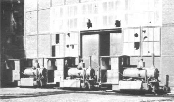 Industrial Locomotives Overseas 9 Holland
