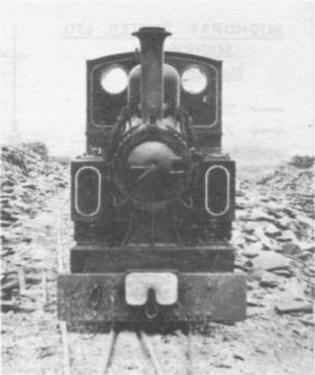 The North Wales NG Scene 1963