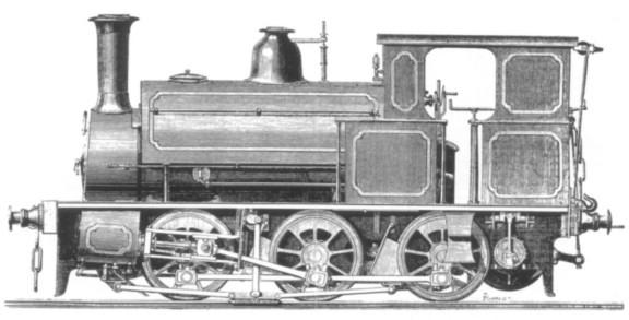 Handyside Locomotives